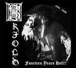 Skjold - Fourteen Years Hell! (CD) Digipak