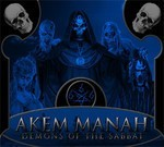 Akem Manah - Demons Of The Sabbat (CD) Digipak