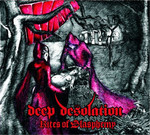 Deep Desolation - Rites Of Blasphemy (CD) Digipak