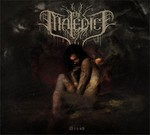 The Maledict - Dread (CD) Digipak