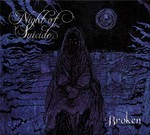 Night Of Suicide - Broken (CD) Digipak