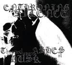 Enthroning Silence - Throned Upon Ashes Of Dusk (CD) Digipak