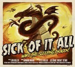 Sick Of It All - Wake The Sleeping Dragon! (CD) Digipak