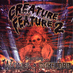 Wurdulak / Gorelord - SplitMCD - Creature Feature Vol. 2 (MCD)