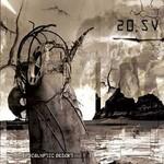 20.SV - Apocalyptic Desert (CD) Cardboard Sleeve