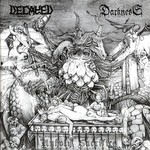 Decayed / Darkness - United In Blasphemy (CD)