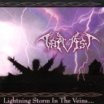 Harvist - Lightning Storm In The Veins (CD)