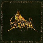 Satarial - ...And The Flame Will Take The Temples Of Christ (CD)