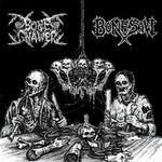 Bone Gnawer / Bonesaw - SplitMCD (MCD)