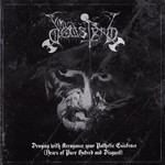 Dodsferd - Denying With Arrogance Your Pathetic Existence (CD)