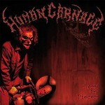 Human Carnage - Rest In Pieces (CD)