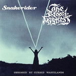 The Moon Mistress / Snakerider - SplitCD - Obsessed By Cursed Wastelands (CD)