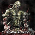 Prejudice / Carnal Decay / Infant Bile - SplitCD - Grotesque First Action (CD)