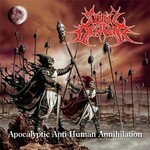 Soul Devour - Apocalyptic Anti-Human Annihilation (CD)