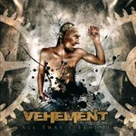 Vehement - All That's Behind (CD)