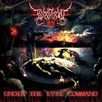 Bloodfiend - Under The Evil Command (CD)