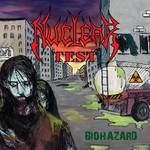Nuclear Test - Biohazard (CD)