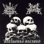 Temple Abattoir / Abate Macabro - SplitCD - Matadouro Macabro (CD)