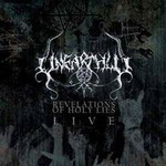 Unearthly - Revelations Of Holy Lies Live! (CD)