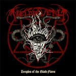 Veldraveth - Temples Of The Black Flame (CD)