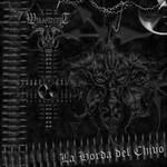 Wargoatcult - La Horda Del Chivo (CD)