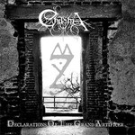 Chasma - Declarations Of The Grand Artificer (CD)