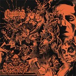 Crypticus / Scaremaker - SplitCD - Dare to Enter, Die to Leave (CD)