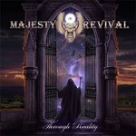 Majesty Of Revival - Through Reality (CD)
