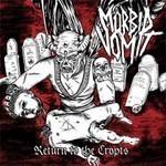 Morbid Vomit - Return To The Crypts (CD)