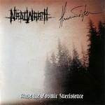 Nadiwrath / Hexenmeister - SplitCD - Raze The Cosmic Inexistence (CD)