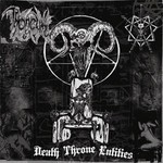 Throneum - Death Throne Entities (CD)