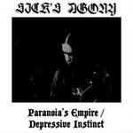 Sick's Agony - Paranoia's Empire / Depressive Instinct (CD)
