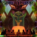 Space Mirrors - Majestic-12 - A Hidden Presence (CD)