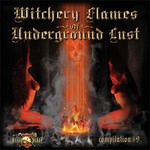 V/A - Witchery Flames Of Underground Lust - Compilation #9 (CD)