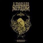 A Thousand Sufferings - Burden (CD)