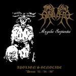 Apolion's Genocide - Angeles Serpientes - Demos '92-'94-'96 (CD)