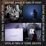 V/A - Solitude Vaults: 10 Years of Doom (CD) Paper Sleeve