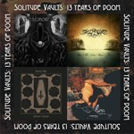 V/A - Solitude Vaults: 13 Years Of Doom (CD) Paper Sleeve