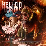 Helion Prime - Terror Of The Cybernetic Space Monster (CD)