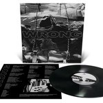 Wrong - Wrong (12'' LP) Cardboard Sleeve