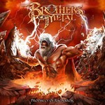 Brothers Of Metal - Prophecy of Ragnarök (CD)