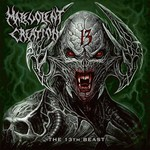 Malevolent Creation - The 13th Beast (CD)