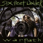 Six Feet Under - Warpath (CD)