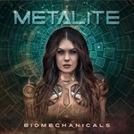 Metalite - Biomechanicals (CD)