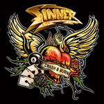 Sinner - Crash & Burn (CD)