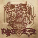 Pyre / Entrapment - SplitCD - Pyre / Entrapment (CD)