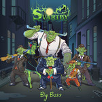 Svartby -  Big Boss (CD)