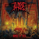 Zombie Attack - Bonded By Beer (CD)