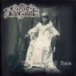 Cultus Sanguine - The Sum Of All Fears (CD)