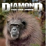 Diamond - Fuck Your Opinion (CD)